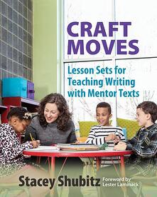 Craft Moves approved cover