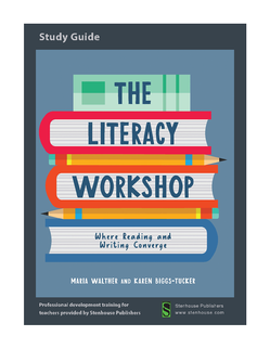 The Literacy Workshop Study Guide Cover